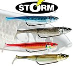 Storm 360GT Biscay Shad Mounted Lures 2pc