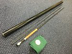 Sue Burgess Preloved - Diamondback 11ft #6-9 3pce Trout Fly Rod - Used