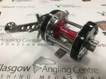 TF Gear Preloved - Force 8 Reel 65CTM Casting Multiplier - Used