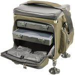TFG Compact Tackle Seat Box