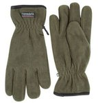 Thatchreed Olive Green Fleece Gloves