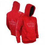 Vass 507T Team Vass Hoody - Red