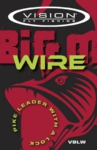 Vision Big Mama Wire Pike Leader - Wire