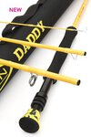 Vision Daddy Flyrods 9ft 4pc