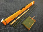 Preloved Vision Mag 12ft6 #7/8 27-31g Salmon Fly Rod - Excellent