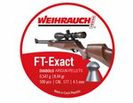 Weihrauch FT Exact Diablo Airgun Pellets .177 500pc