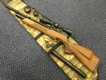 Weihrauch Preloved - HW100S .22 Air Rifle with Scope Spare Cylinder and Bag - Used