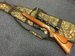 Preloved Weihrauch HW77 .22 Air Rifle (1986) with Scope and Bag - Used