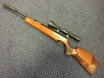 Preloved Weihrauch HW97K .22 Air Rifle with Scope - Used