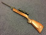 Preloved Westlake B2 Custom .22 Air Rifle with Scope - Used