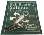 Wickhams Original Salmon BB Swivel 3pc