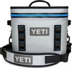 Yeti Hopper Flip 12 Fog Grey Soft Cooler