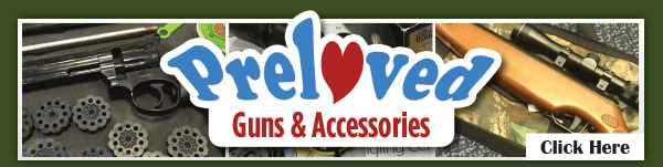 Preloved Guns and Accessories