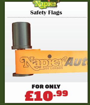Napier Safety Flag