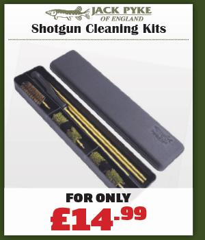 Jack Pyke Shotgun Cleaning Kit