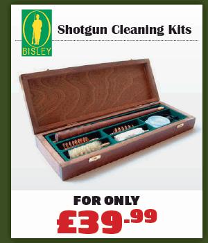 Bisley Shotgun Cleaning Kit