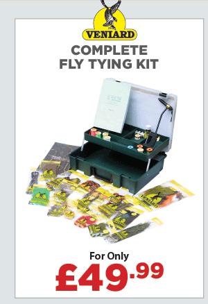 Veniard Complete Fly Tying Kit
