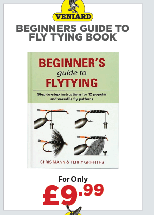 Veniard Beginners Guide to Fly Tying Book