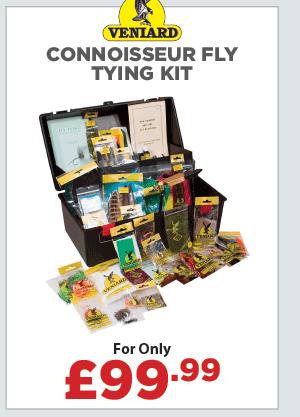 Veniard Connoisseur Fly Tying Kit