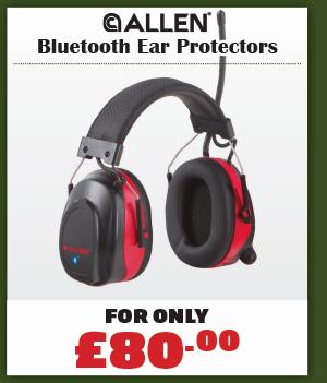 Allen Bluetooth Ear Protectors