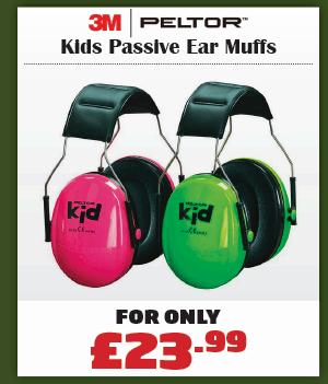 Peltor Kids Passive Ear Muffs