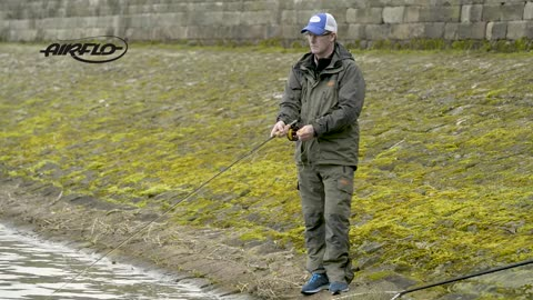 Airflo Defender Wading Jacket Glasgow Angling Centre